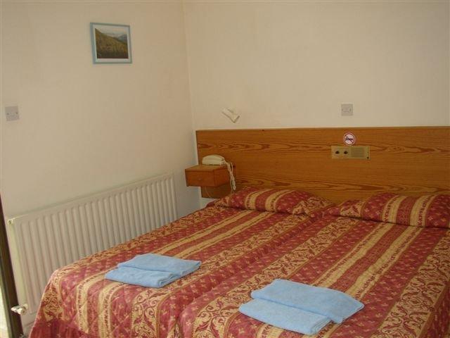 Appartementen Bougainvillea -  slaapkamer