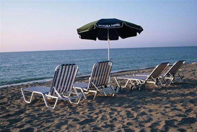 Hotel Natura Beach - strand