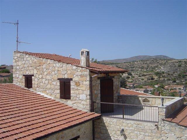 Village Houses Lofou