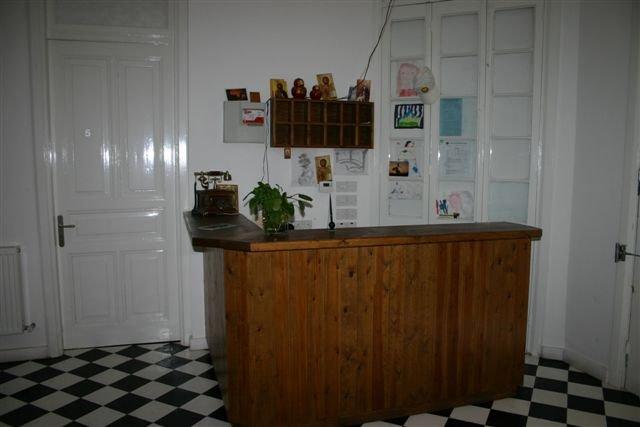 Hotel Semiramis - receptie