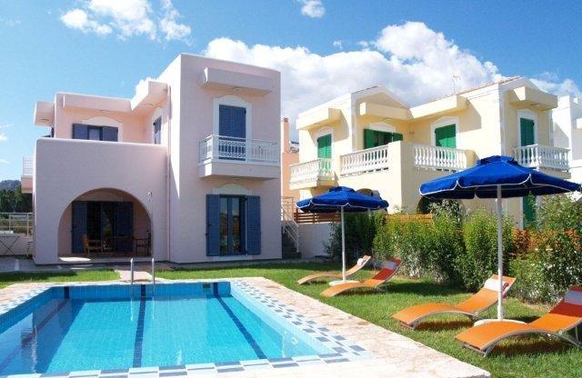 Villa Symi - zwembad