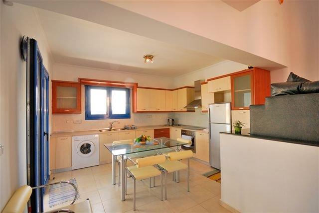 Villa Symi - keuken