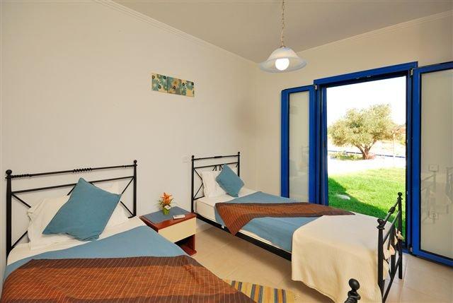 Villa Symi - slaapkamer