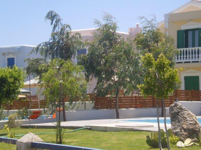 Villa Symi - tuin