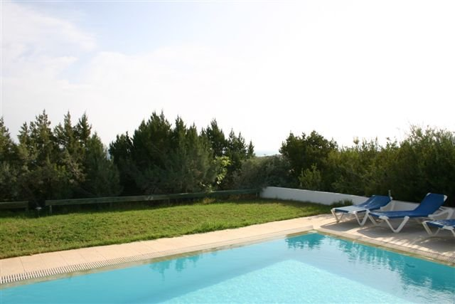 Villa Chevalier - zwembad