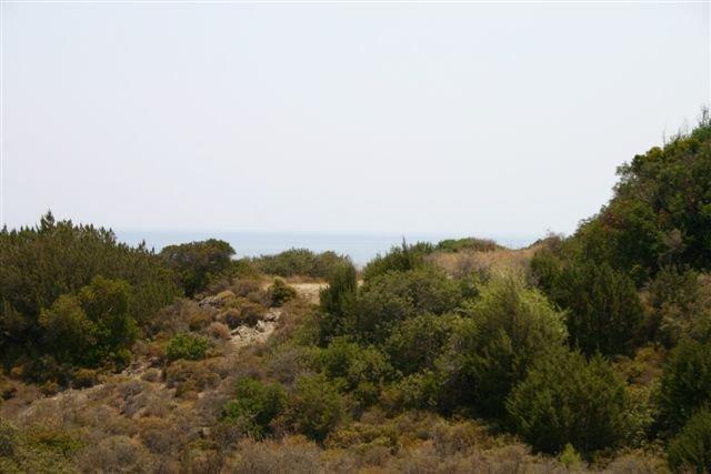 Villa Gonos - uitzicht