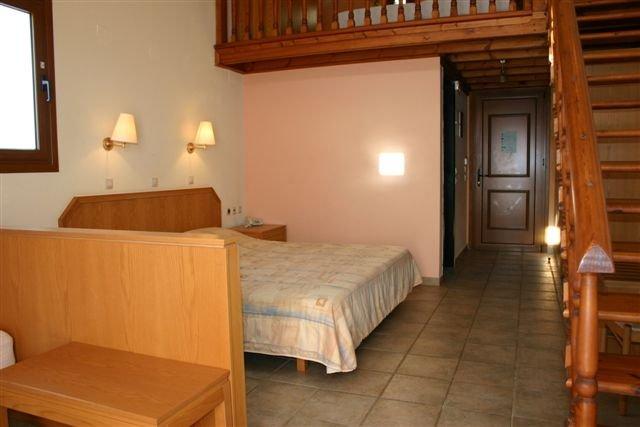 Appartementen Lindos Horizon - 2-kamer appartement