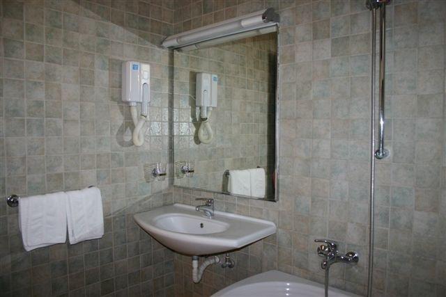 Appartementen Lindos Horizon - badkamer