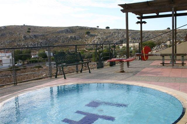 Appartementen Lindos Horizon - kinderzwembad