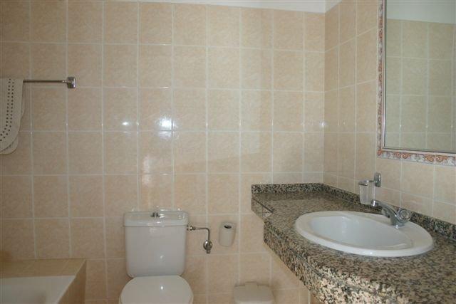 Appartementen Yota Beach -  badkamer