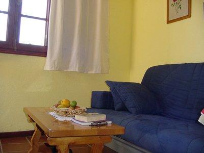 Appartementen Los Delfines - woonkamer