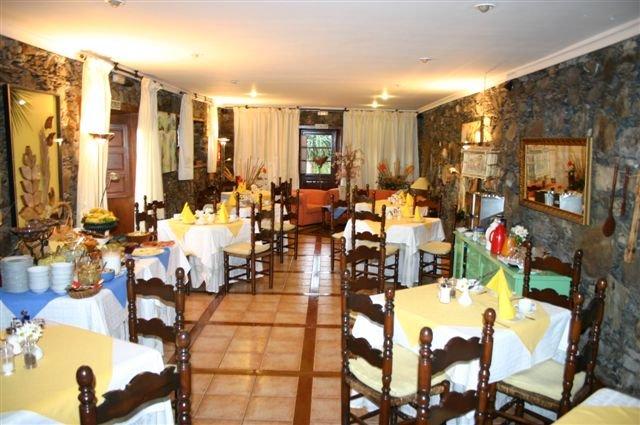 Hotel Ibo Alfaro - ontbijtruimte