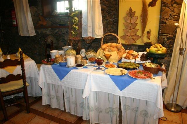 Hotel Ibo Alfaro - ontbijt