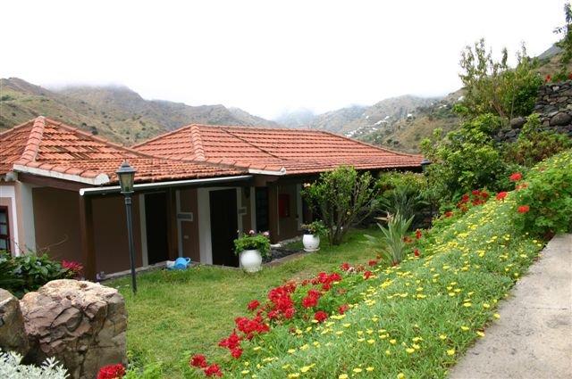 Hotel Ibo Alfaro - tuin