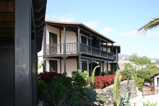 Appartementen Santa Ana