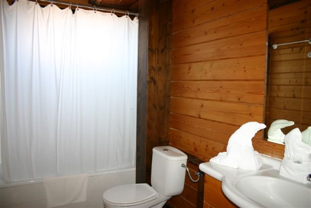 Appartementen Santa Ana - badkamer