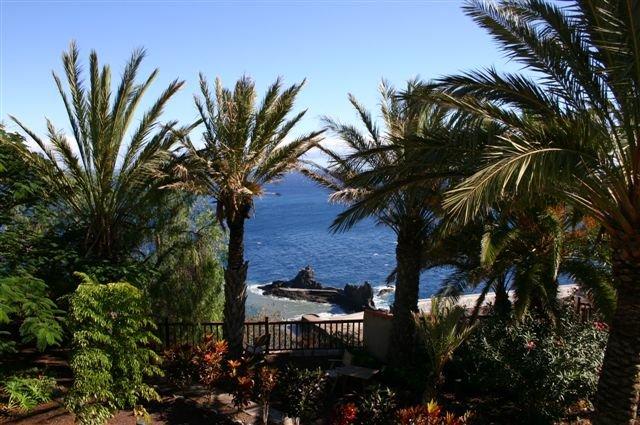 Hotel Parador - uitzicht op zee