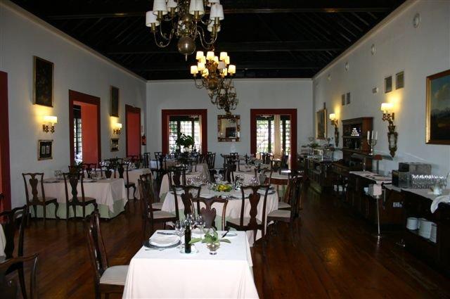 Hotel Parador - restaurant