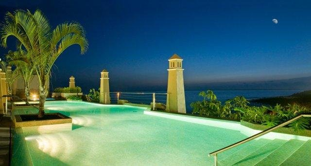 Hotel Playa Calera - zwembad