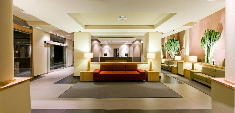 Hotel Playa Calera - receptie
