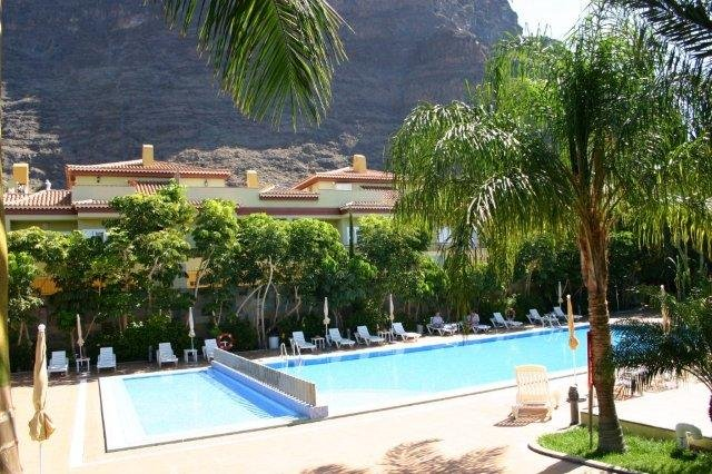 Appartementen El Llano - zwembad