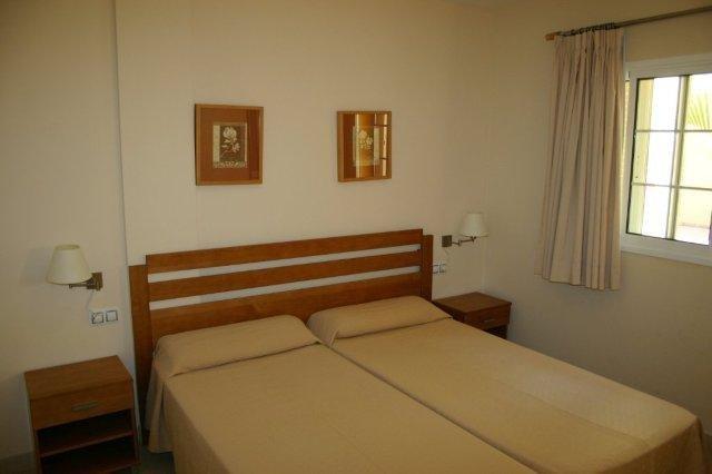 Appartementen El Llano - slaapkamer