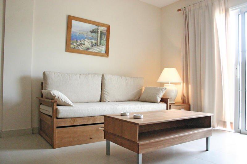 Appartementen El Llano - woonkamer
