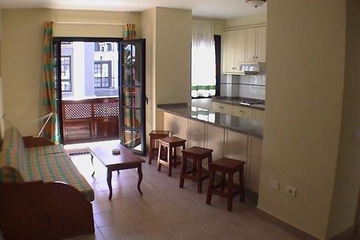 Appartementen Las Mozas - appartement