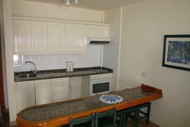 Appartementen Baia del Secreto - keuken