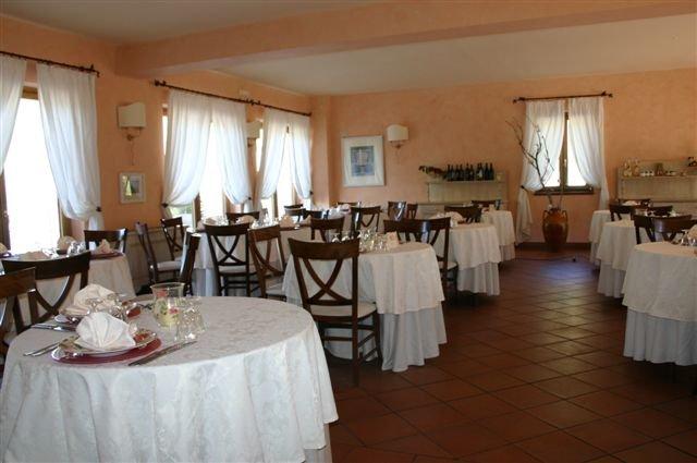 Hotel Casa delle Monache - ontbijtzaal