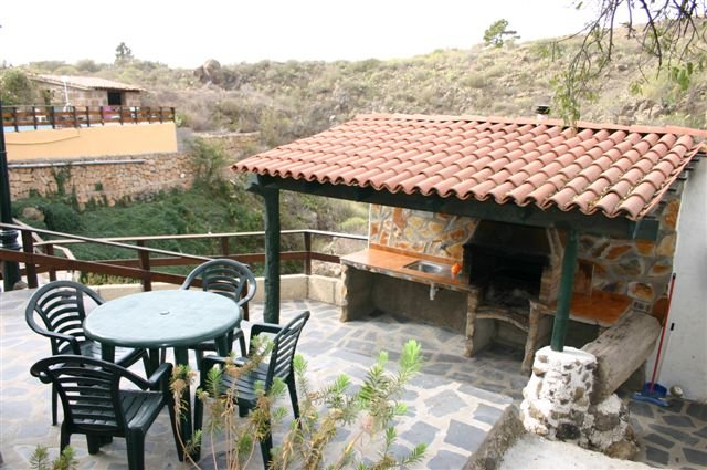 Casita La Cuadra - barbecue