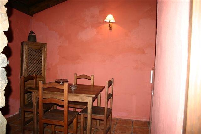 Casita El Estanco Viejo - eetgedeelte