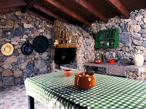 Casita El Estanco Viejo - barbecue