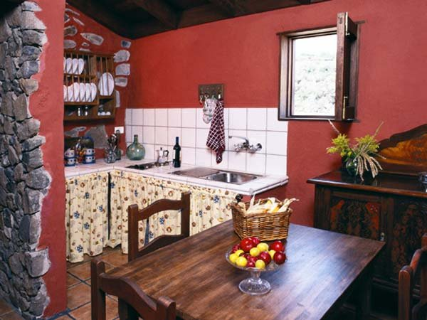 Casita El Estanco Viejo - keuken