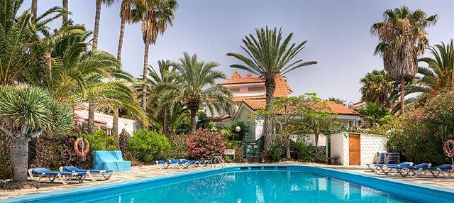 Appartementen Isla Verde - zwembad