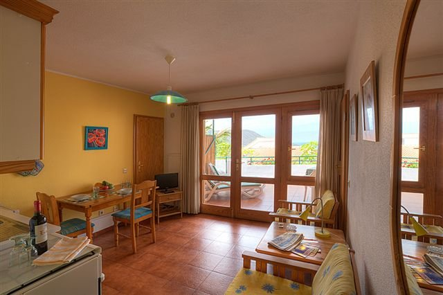 Appartementen Isla Verde - woonkamer