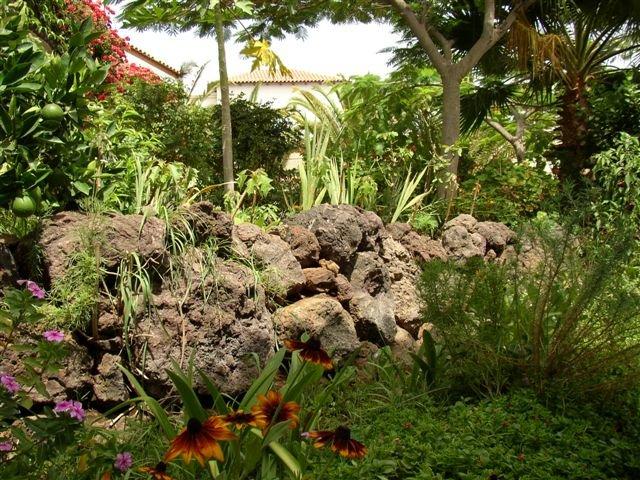 Appartementen Isla Verde - tuin