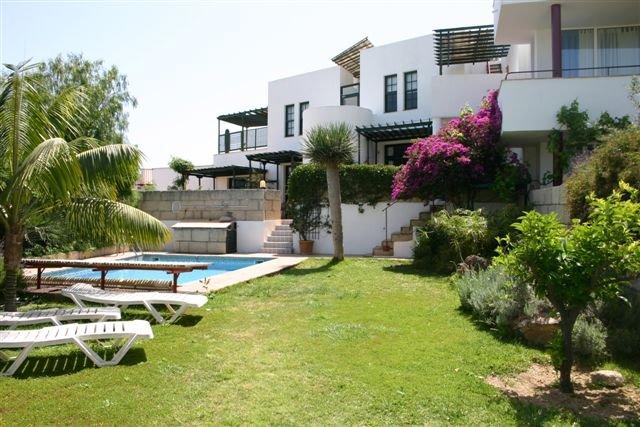 Appartementen San Miguel - tuin