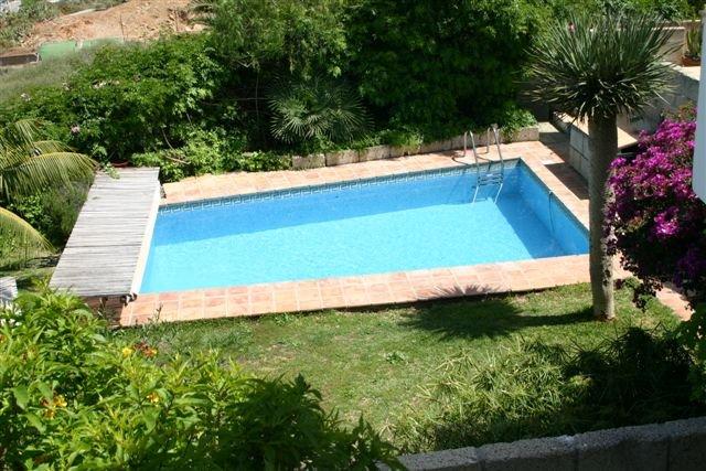Appartementen San Miguel - zwembad