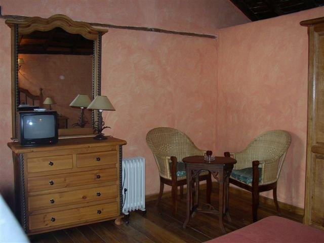 Hotel El Nogal - zitje