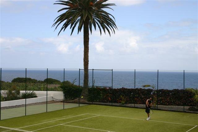 Hotel El Patio - tennisbaan