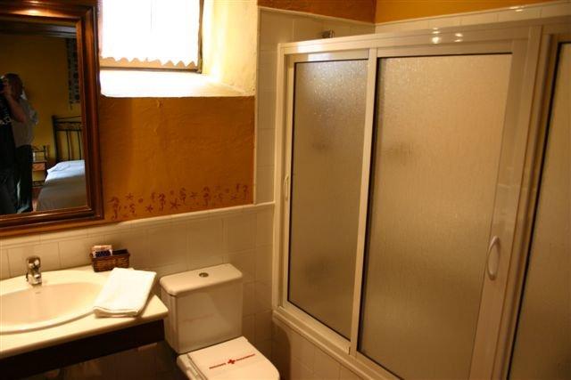 Hotel El Patio - badkamer