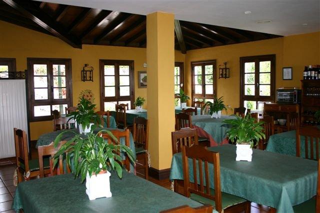 Hotel El Patio - ontbijtzaal
