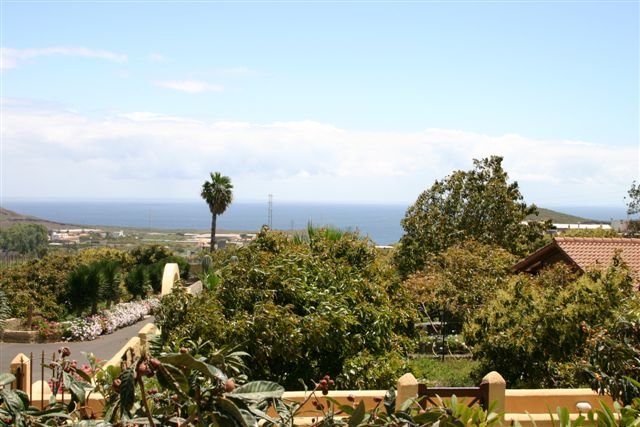 Hotel Finca Salamanca - uitzicht