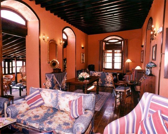 Hotel Finca Salamanca - salon