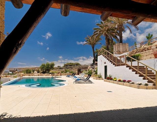 Villa La Malvasia - tuin