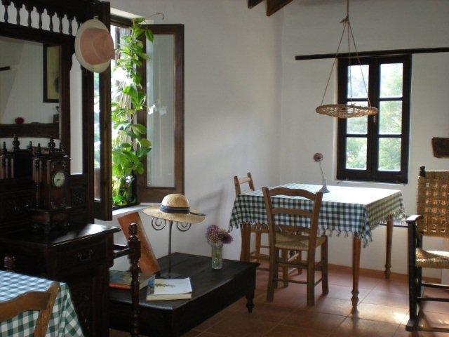 Hotel Ambelikos - eetzaal