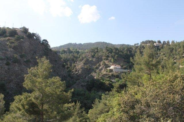 Fly-drive Cyprus - Waterval Milomeri