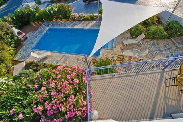Villa Meltemi - zwembad