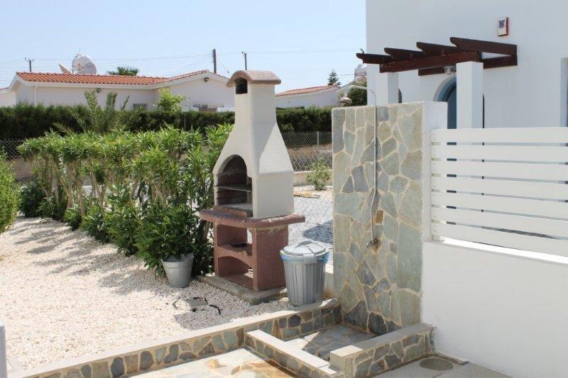 Villa Meltemi - barbecue